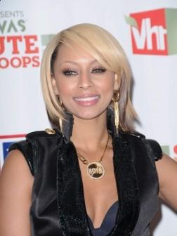 Keri Hilson Short Hairstyle