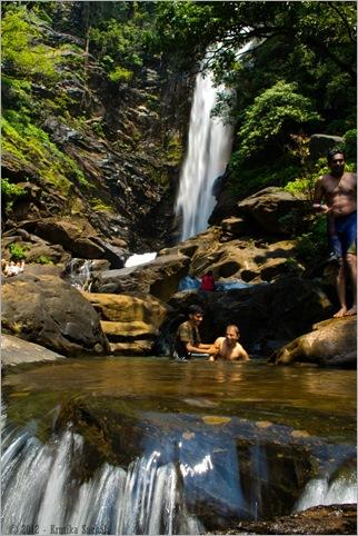 arishinagundi falls
