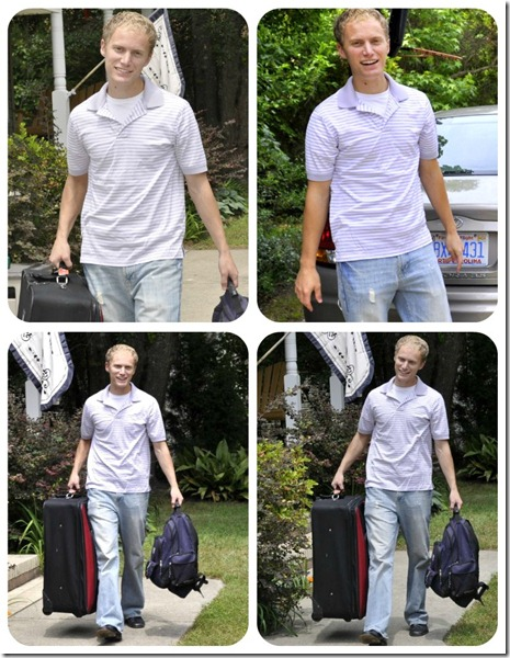 nate leaving collage