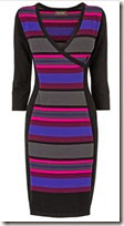 Phase Eight Wrap Knit Dress