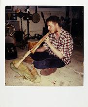 jamie livingston photo of the day October 16, 1984  ©hugh crawford