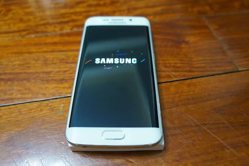 Samsung Galaxy S6 Edge DavidLanz 開箱