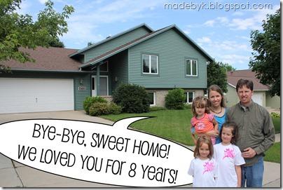 ByeBye Sweet Home