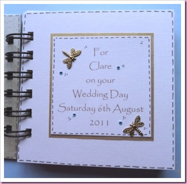 Bind It All Wedding Book