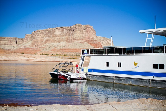 2012-10-14 Nichole's Lake Powell 62979