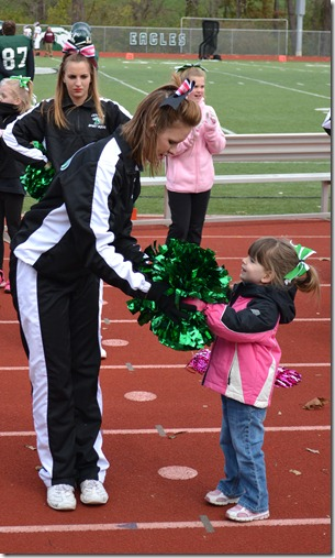 Oct 27 2012 Eagle Game Cheering 098 edited