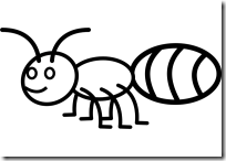 hormiga-para-ninos
