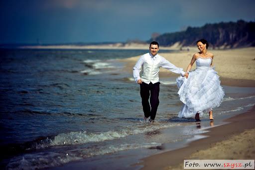 Zdjęcia ślubna Resko