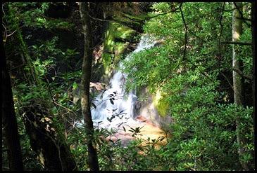 22j - Raven Cliffs Falls - Falls at 1.6 miles