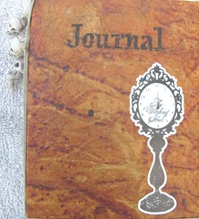 Halloween witching hour journal cover1