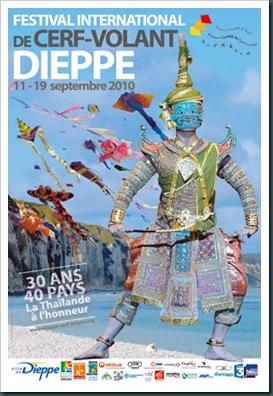 Dieppe affiche 2010