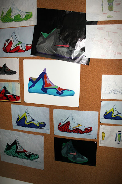 Inside Nike Basketball8217s LeBron 1111 Experience 8211 Part Two