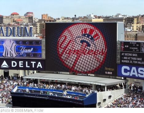 'NY Yankees Logo' photo (c) 2008, Mark - license: http://creativecommons.org/licenses/by-nd/2.0/