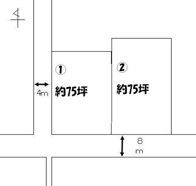 コピー ~ 東小川 土地形
