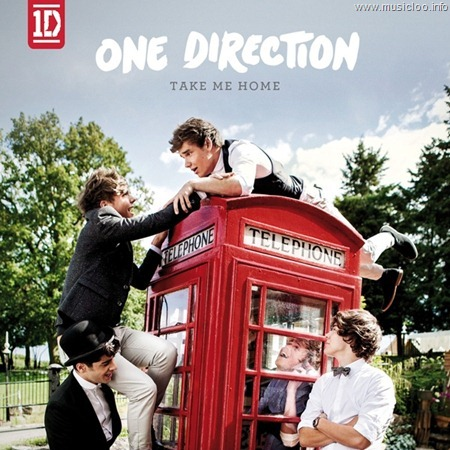 One Direction - Take Me Home (320Kbps) (MP3) (2012)