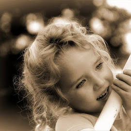 Haylee by Bud Schrader - Babies & Children Children Candids (  )