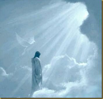 JESUS EN NUBES