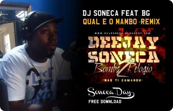 DJ Soneca – Qual é o Mambo (Com BG)