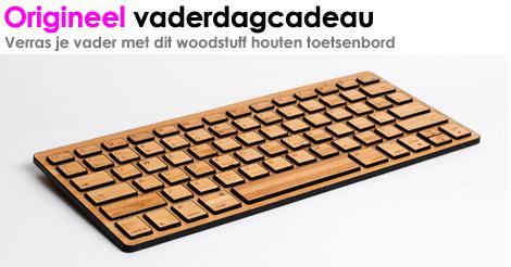 vaderdag-toetsenbord