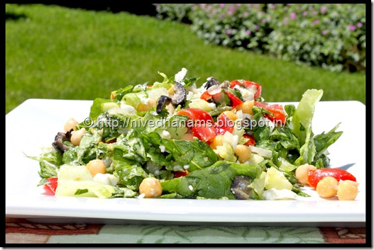 Mediterenean Chopped Salad - IMG_5690