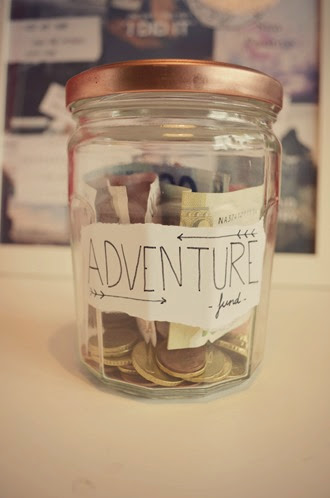 Adventure fund jar 2