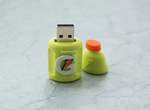 7. Gatorade USB