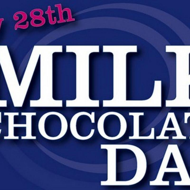 Día Nacional del Chocolate con Leche en USA