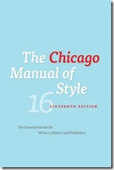 Chicago Manual
