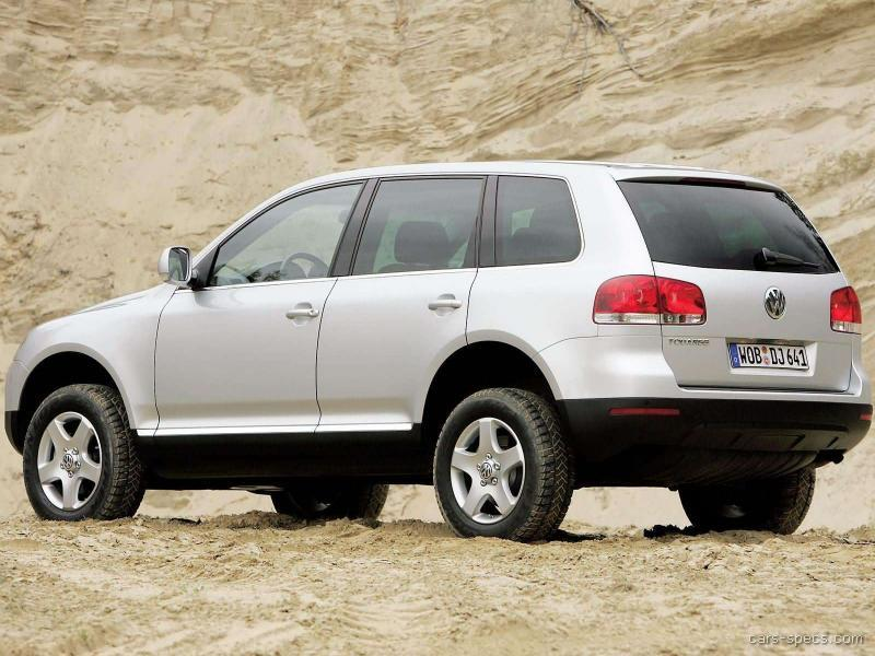 2005 volkswagen touareg suv specifications pictures prices. Black Bedroom Furniture Sets. Home Design Ideas