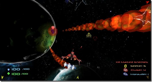 Aurora Flux free indie game (5)