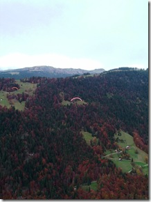 Paragliding View in Switzerland- October '04 #17 (2)