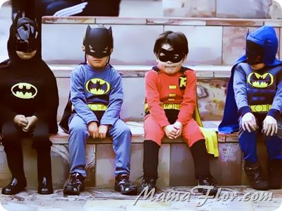 ¡Los mejores Disfraces de Súper Héroes para Niños!