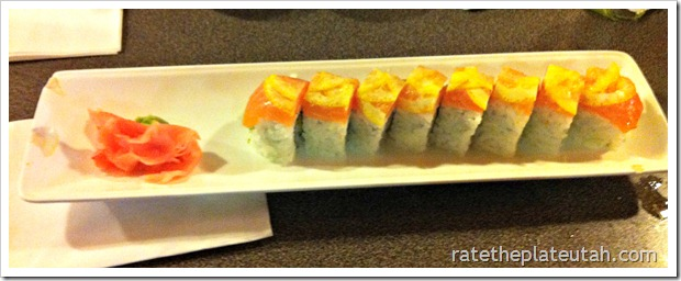 Sozo Sushi Raiders Roll