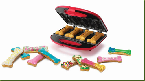dog treat cooker