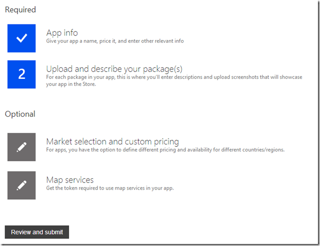 Publish aplikasi Windows Phone ke Store