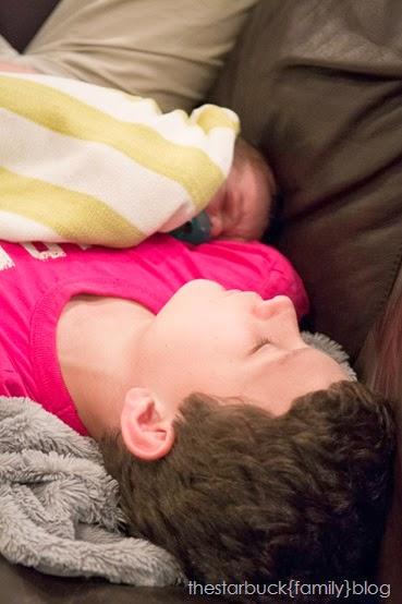 Austin sleeping with Ethan blog-1