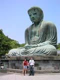 The Kamakura Buddha
