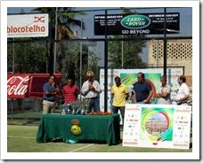 Dominio andaluz y madrileño en el Campeonato de España por Selecciones Autonómicas de Menores de Pádel 2011 celebrado en Badajoz.