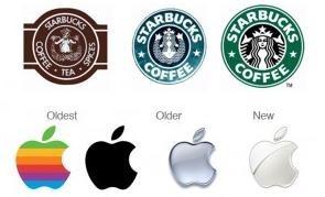 Logos redisigned