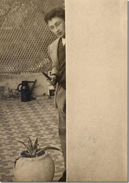 dEBORD cANNES VILLA METEKO 1950