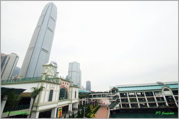 中环七号码头,国际金融中心