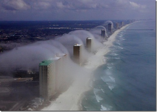 Небесное цунами во Флориде