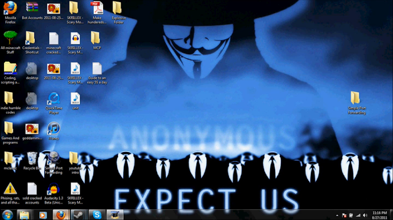 EXPECT US desktop