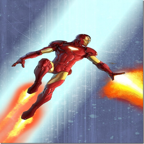 Iron man ,Anthony Edward ,Tony Stark (48)