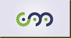 geneauter-creative-gradient-3d-logo-design
