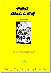 P00003 - Tex Willer  miniTEXón El