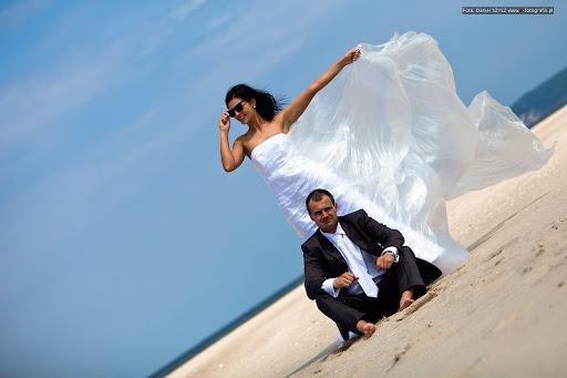 Fotografia ślubna w Potach