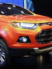 Small SUV Ford EcoSport