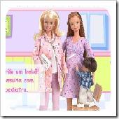 Jogos de Bebe Grátis bebe da Barbie