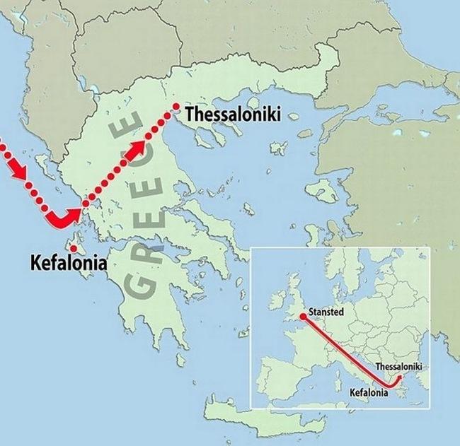 Απόφαση Ryanair: Προσγειωνόμαστε στη Θεσσαλονίκη, γιατί στην Κεφαλονιά είναι σκοτεινά